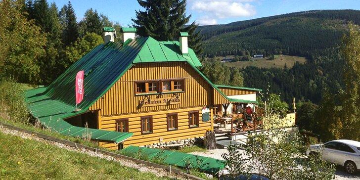 Užijte si přírodu Krkonoš: ubytování se snídaní v blízkosti Špindlerova Mlýna