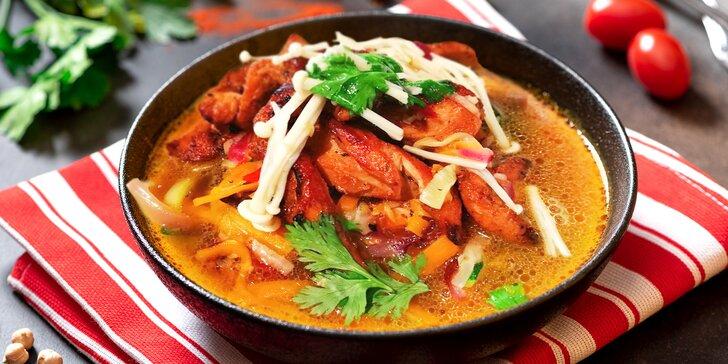 Polévkový glóbus: 3,5hod. kurz vaření pro milovníky polévek