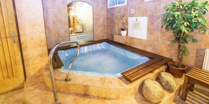 Dokonalý relax ve Špindlerově Mlýně pro pár i velkou rodinu: hotel s polopenzí a wellness