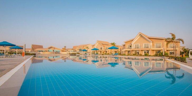 Letecky do Egypta: 5* dovolená v letovisku Marsa Alam, aquapark a all inclusive