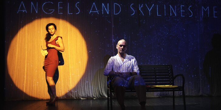 Dvě vstupenky do Divadla Mana na vybraná divadelní představení