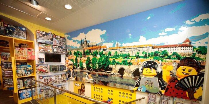 Milion kostiček: vstupné do největšího Muzea LEGO® pro dospělé i děti