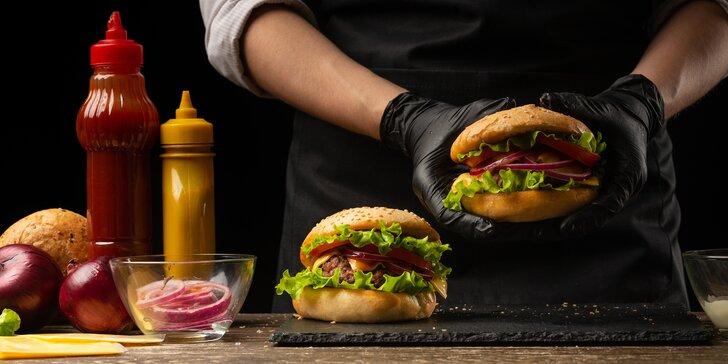 Kurz vaření Cesta světem: hamburger, vepřový carnitas a asijské bochánky