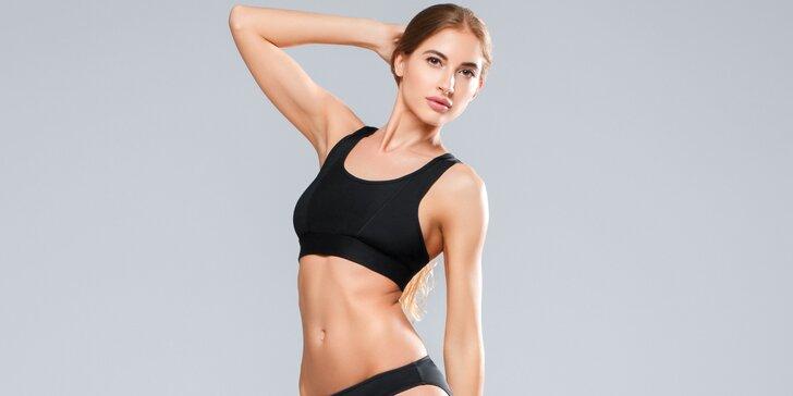 Pro omlazení a hubnutí: multifunkční SlimLine kapsle a vibrační plošina