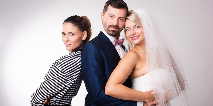 Vstupenka na představení Dokonalá svatba v Divadle pod Palmovkou