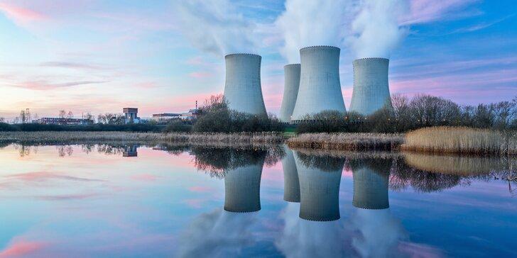 Exkurze do jaderné elektrárny Temelín a návštěva historického města Písek