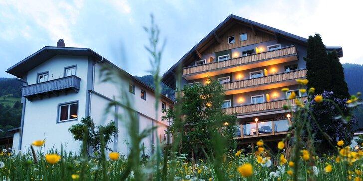 Na dovolenou do Korutan: 4* hotel s polopenzí a neomezeným wellness