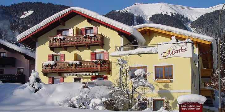 Na dovolenou k Zell am See: 3* ubytování se snídaní a neomezený relax ve wellness centru