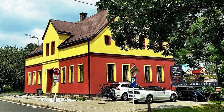 Až 15denní pohoda v Krkonoších: vybavený apartmán s kuchyňkou