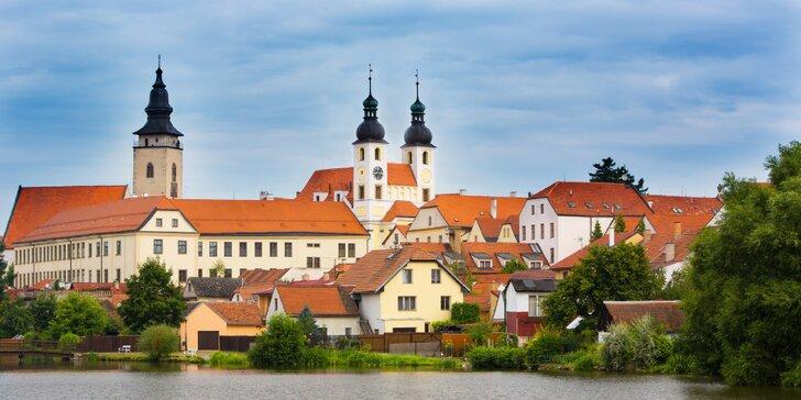 Krásy Třeboňska: ubytování v penzionu pro 2–4 osoby, vstup do bazénu