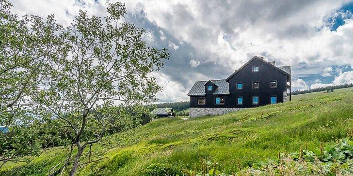 Užijte si Krkonoše dosyta: pobyt na skvělém místě v horské chatě s polopenzí