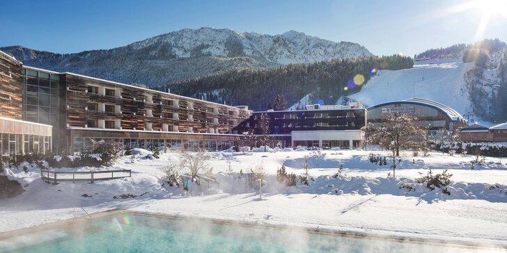 Aktivní dovolená v Korutanech: 4* hotel s jídlem a neomezeným wellness