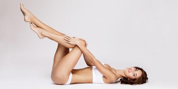 Trvalé odstranění chloupků celého těla diodovým laserem pro dámy i pány