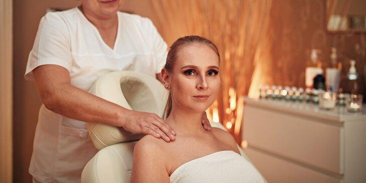 Konec bolesti a otoků: profesionální masáže - 30 nebo 60 minut