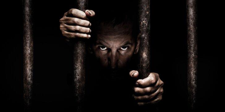 Hodina napětí a dobrodružství: úniková hra Černé vězení v BrainMasters