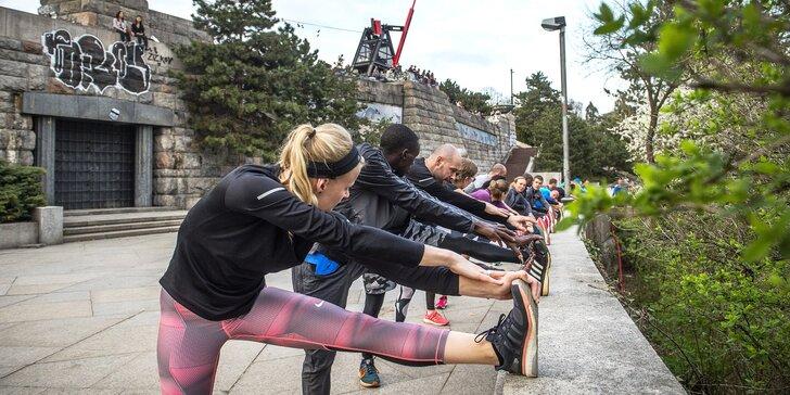 Sportujte s RunCzech: vstupy na skupinové lekce v tréninkovém centru Running Mall