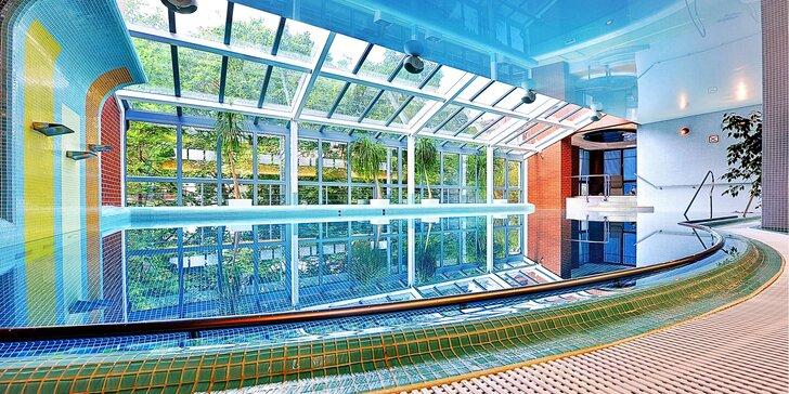 Wellness, relaxace i detoxikace: pobyt v Karlových Varech s polopenzí