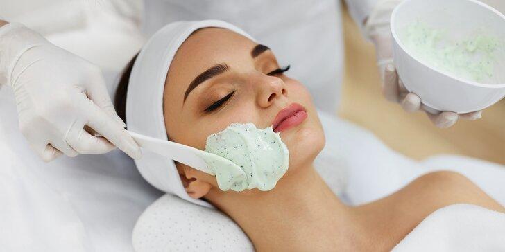 Podzimní kosmetické ošetření: kompletní péče o vaši pokožku vč. masáže obličeje