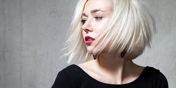 Kadeřnická péče pro všechny délky vlasů: střih, mytí, foukaná i styling