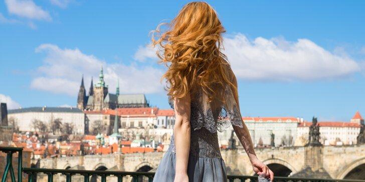 Na památku: focení na nejkrásnějších místech v centru Prahy až pro 7 osob