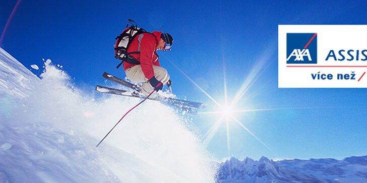 Cestovní pojištění na hory od AXA ASSISTANCE 1c26cd6631
