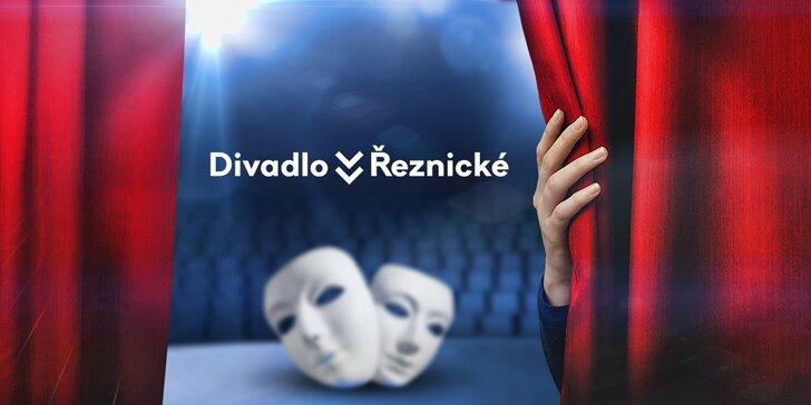 40% sleva na návštěvu Divadla v Řeznické