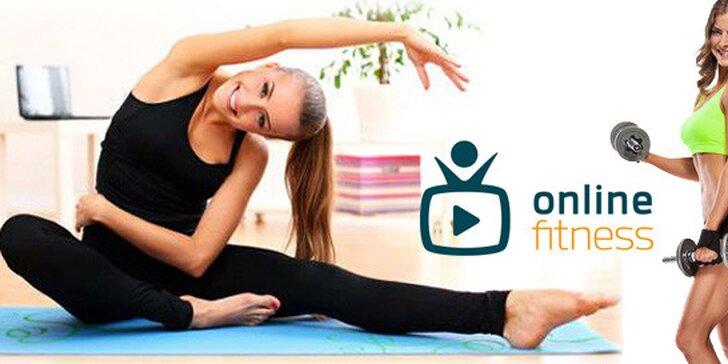 1-3měsíční přístup k revolučnímu online cvičení