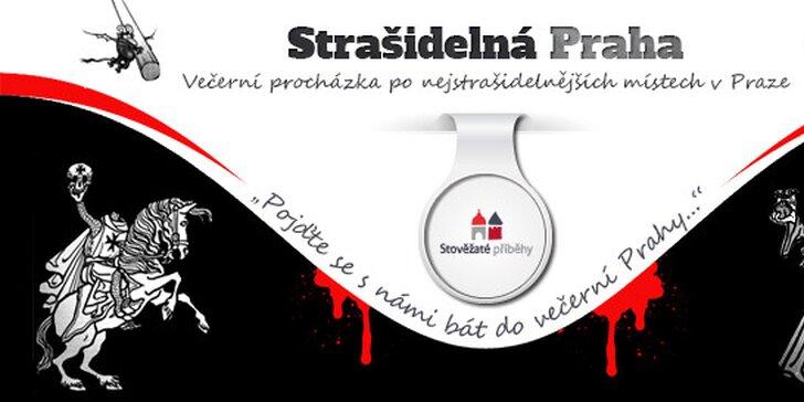 Strašidelná Praha