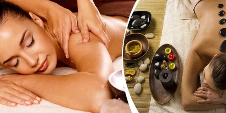 90minutová masáž v salonu Ondřej Lenc dle výběru
