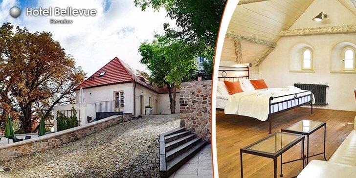 Luxusní pobyty s privátním wellness v Benešově na 1-3 noci
