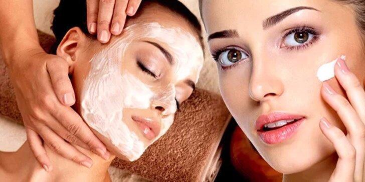 Kompletní kosmetické ošetření pleti v délce 90-ti minut