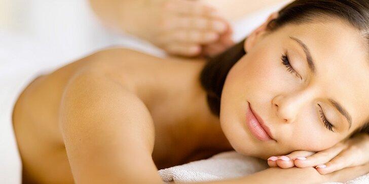 Odborná zdravotní masáž v centru Ostravy