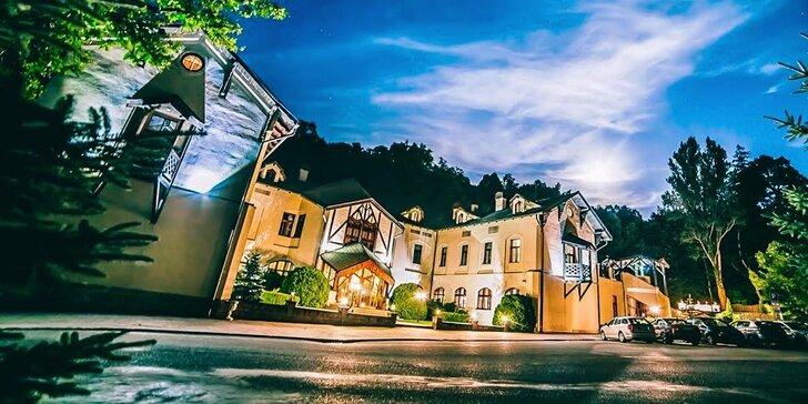 Pobyt pro 2 osoby v historickém Hotelu Bankov **** v Košicích