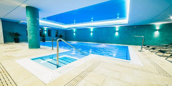 Exkluzivní wellness pobyt v hotelu PANORAMA**** v Trenčianských Teplicích