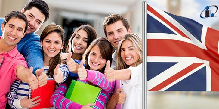 Letní super intenzivní jazykové kurzy angličtiny