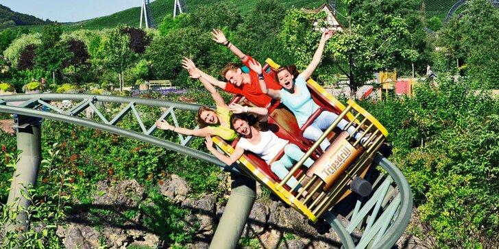 Den plný dobrodružství: Celodenní vstup na atrakce v zábavním parku TripsDrill