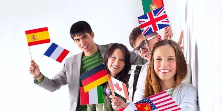 Letní intenzivní kurz angličtiny: 24 nebo 36 lekcí s možností testů TOEIC