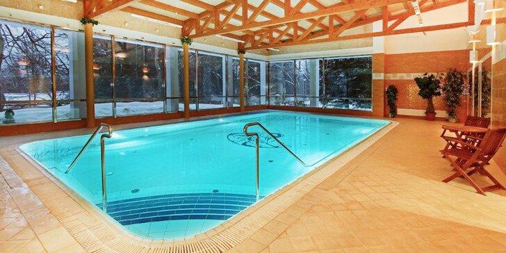 Podzimní relax v Mariánských Lázních: polopenze, léčebné procedury i bazén