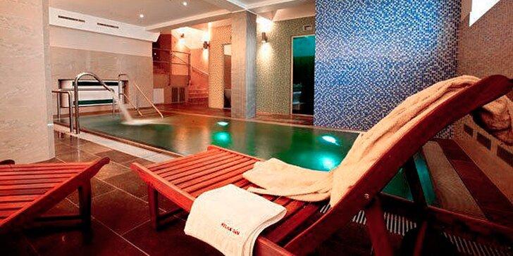Potulky hlavním městem a wellness v Hotelu Relax Inn ****