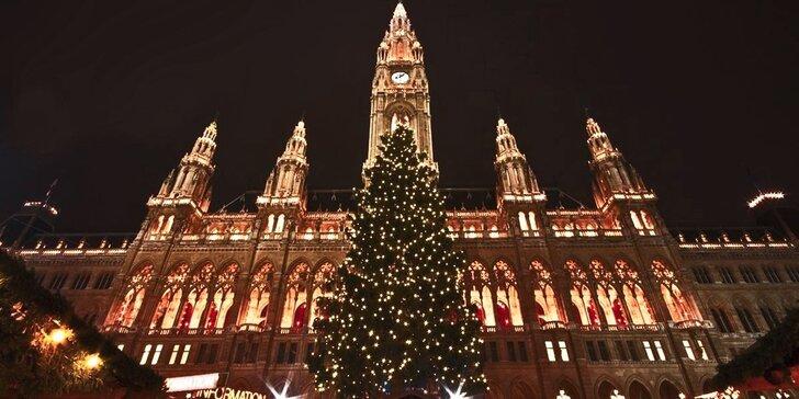 Nasajte atmosféru vídeňských trhů - odjezdy z Moravy ve středu 14.12. a 21.12.