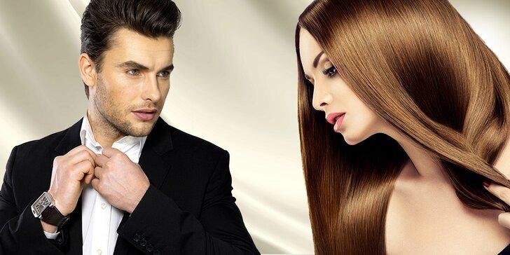 Dámské a pánské kadeřnické balíčky pro všechny délky vlasů