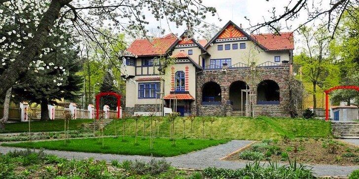 Za architektonickým skvostem: Komentovaná prohlídka Jurkovičovy vily