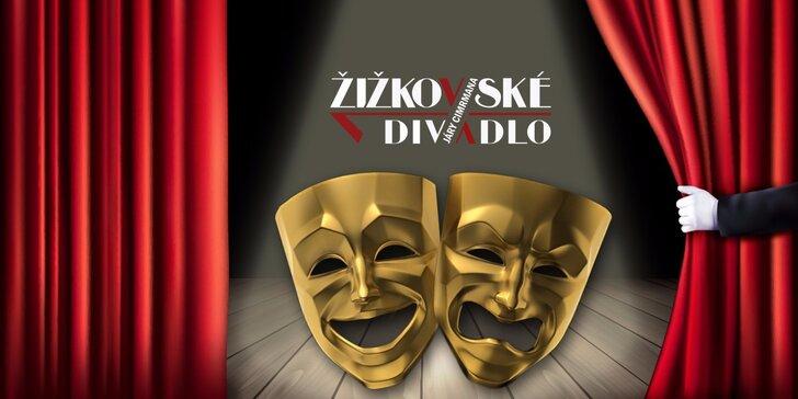40% sleva na představení v Žižkovském divadle Járy Cimrmana