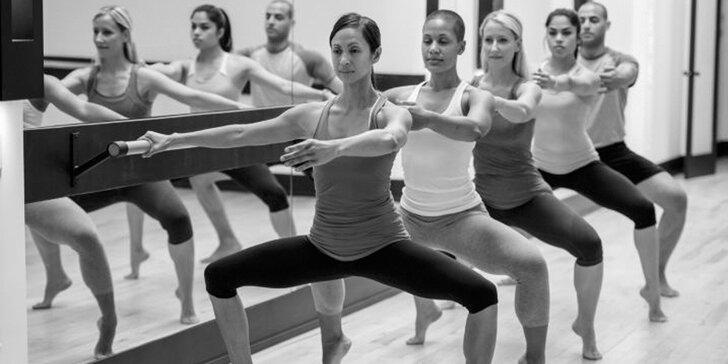 4 vstupy na taneční kurz Ladies Latina + Body Ballet