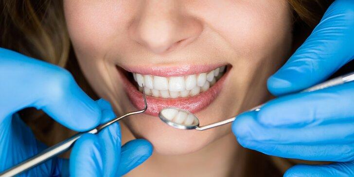 Dentální hygiena pro zdraví vašich zubů - zubní kartáčky v ceně