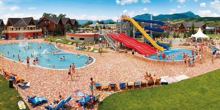 Wellness & Aquapark pobyt v Bešeňové se 45% slevou do GINO PARADISE