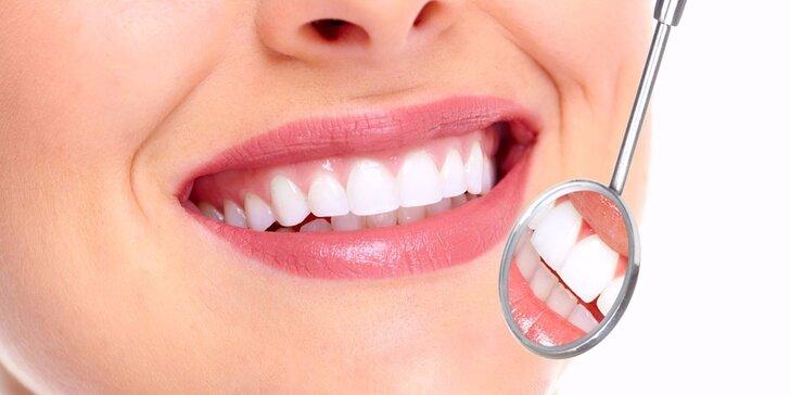 Dentální hygiena pro krásný usměv v Dental Beauty