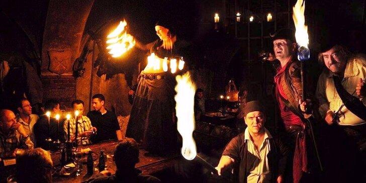 Den a noc ve středověkém hotelu v Dětenicích s dobovým vystoupením a hostinou