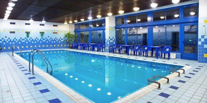 Zimní idylka: Wellness, sport i pestrá strava v hotelu Harmonie
