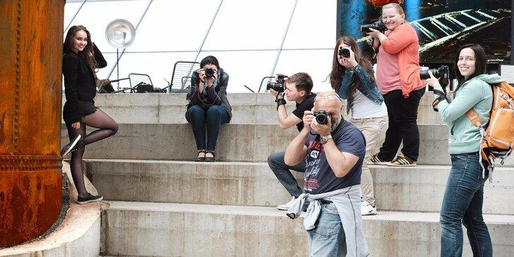 Raketový start do světa profesionální fotografie